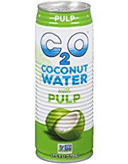 C2O COCONUT WATER C2O Pure Coconut Water with Pulp, 12 Units of 520 ml., 6240 ml.