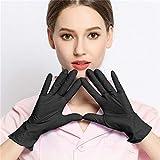 HOSOME Rubber Disposable Nitrile Gloves Exam