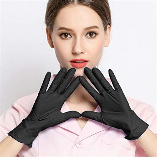 Nitrile Exam Gloves,100 Gloves - Food