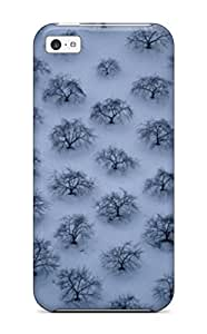 Brooullivan Fashion Protective Snow S Case Cover For Iphone 5c