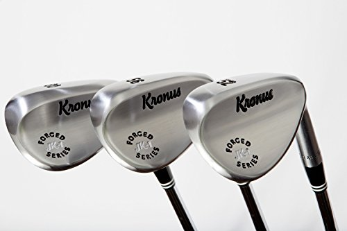 Kronus Golf Forged JK-1 Series 52° 56° 60° Degree Wedge Set by Kronus Golf