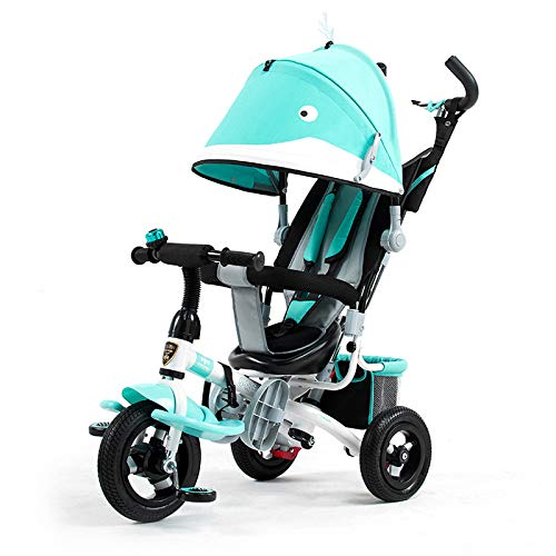 4 In 1 Childrens Tricycles 10 Months