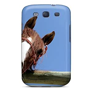 Horse Look Case Compatible With Galaxy S3/ Hot Protection Case