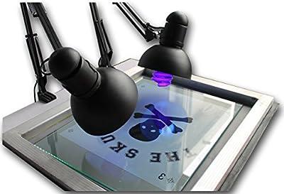 Simple UV Exposure Unit Equipment for Silk Screen Printing Simple Type UV Exposure Unit Stencil Ink-jet Making Plate Light