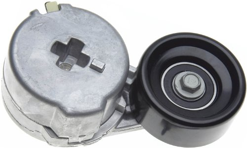 ACDelco 38155 Professional Automatic Belt Tensioner and Pulley Assembly with Bolt