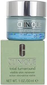 Clinique total Turnaround visible Skin renewer Cream, 1er Pack (1 x 30 ml): Amazon.es: Belleza