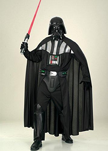 Extra-large Erwachsene Deluxe Darth Vader Kostüm XL (44-46  Chest)