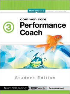 Common Core Performance Coach Grade 3 Mathematics