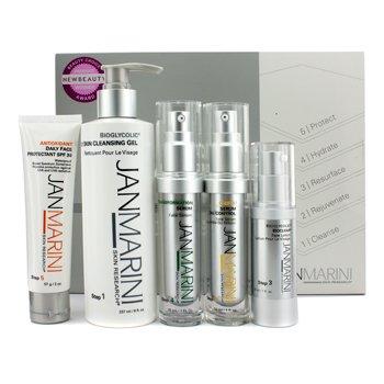 Jan Marini Skin Care Management System - Very Oily Peter Thomas Roth Glycolic Acid 10% Hydrating Gel, 2 oz