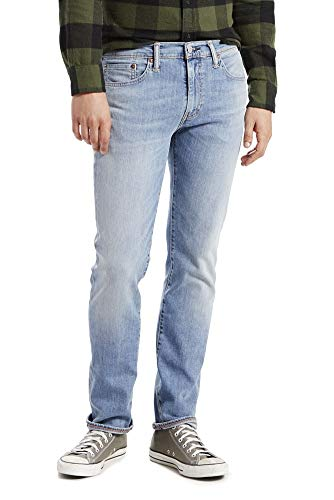 (Levi's Men's 511 Slim Fit Advanced Stretch Jeans,Sun Fade,34W x 36L)
