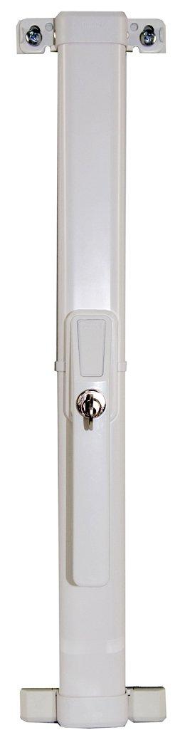 braun ABUS Fensterschloss ohne Riegelstange FOS550