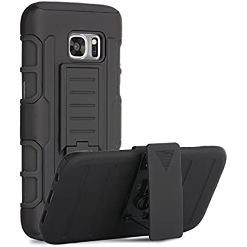 Galaxy S7 Case, Samsung Galaxy S7 Case, BENTOBEN Hybrid Protective S7 Case with Built-in Rotating Kickstand Swivel Belt Clip Holster Cover for Galaxy S7 Sales