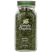 Simply Organic Organic Parsley Flakes, 14 gm