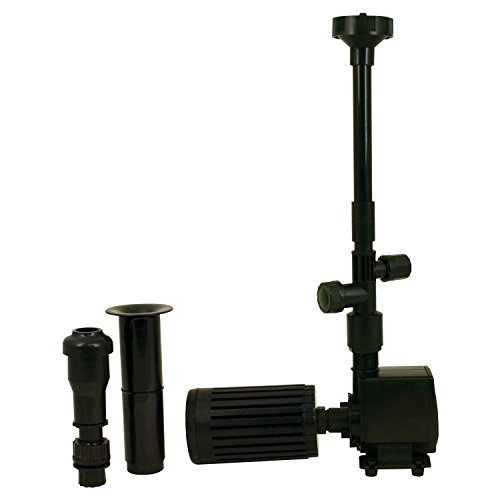 TetraPond FK3 Filtration Fountain Kits - Level Rock Pond