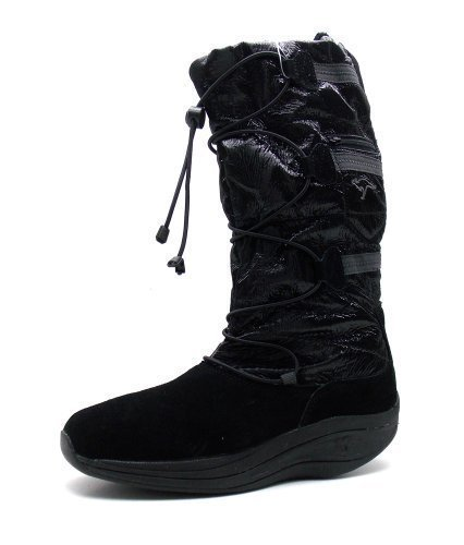 KangaROOS Women's Boots Black BLACK OYwTd7l0r