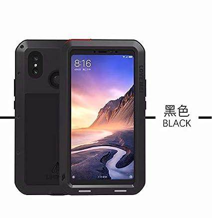 Amazon.com: Xiaomi Mi Max 3 Funda, Love Mei Potente a prueba ...