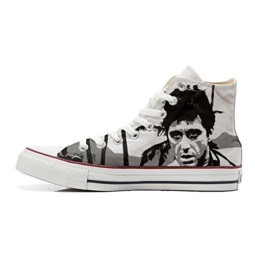 Converse All Star zapatos personalizados (Producto Handmade) Al Pacino