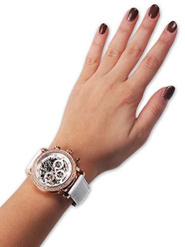 Ingersoll Dream Automatisk klocka för kvinnor vit IN7202RWH