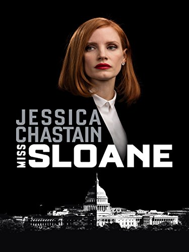 DVD : Miss Sloane