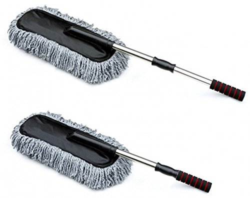Fasmov Car Duster Microfiber Duster,Set of 2