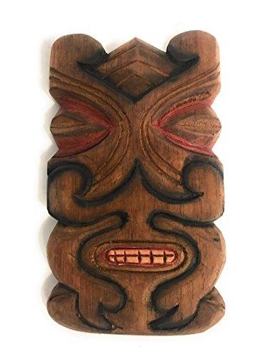 Tiki Pop Art - Tiki Mask Shield 8