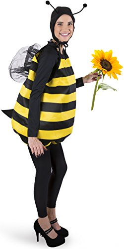 Plus Size Bumble Bee Adult Costumes (Kangaroo's Halloween Costumes - Bee Costume)