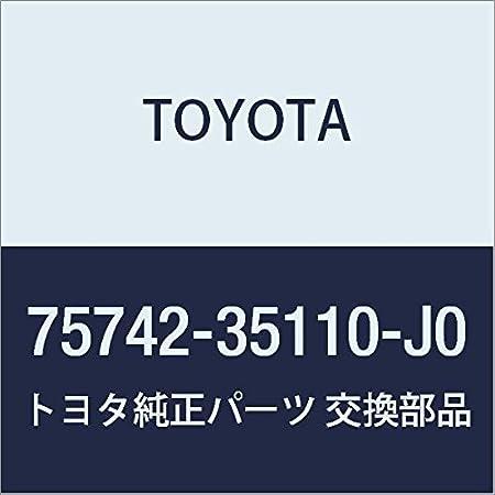 Genuine Toyota 75722-35011 Door Molding