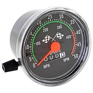 Analog Speedometer