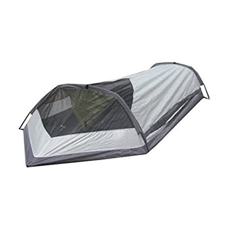 amazon com world famous sports 1 person bivy tent with rain fly