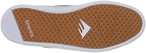 Sportive 6102000082 brown Scarpe Grey Unisex Emerica Adulto nEAqUIpz