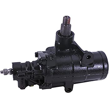 Image of Cardone 27-6565 Remanufactured Power Steering Gear Gear Boxes