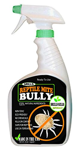 Reptile Mite Bully - All Natural Non-tox - Reptile Treatment Shopping Results