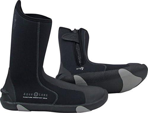 Aqua Lung 6.5MMメンズSafeソールErgo Boots