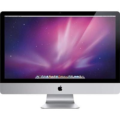 Apple iMac MC510LL/A 27-Inch Desktop 1TB SSD - 16GB RAM (Refurbished)