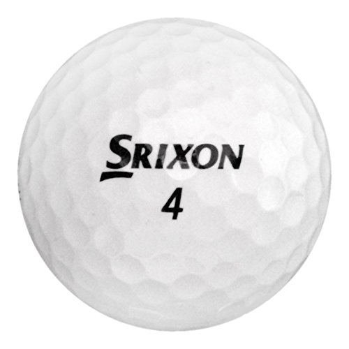 108 Srixon Z-Star - Value (AAA) Grade - Recycled (Used) Golf Balls by Srixon (Image #1)