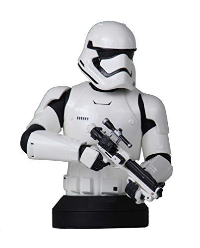 Star Wars First Order Stormtrooper Mini Bust, 6