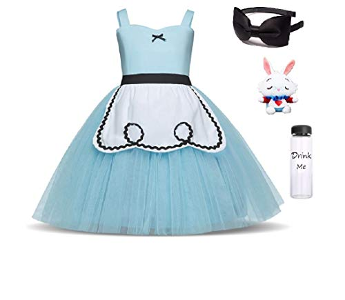 Wondering Alice Costume from Chunks of Charm (3T/Dress)