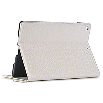iPad Pro 9.7 inch Case, HuLorry Flip Sturdy Case Rugged Premium PU Leather Case Full Body Protection with Card Slots and Pocket Surround Case for iPad Pro 9.7 inch Tablet