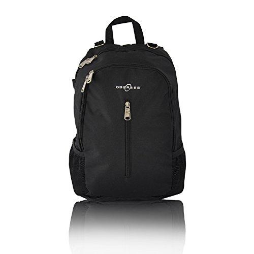 obersee-rio-diaper-bag-backpack-black