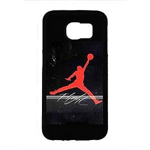 Treasure Design Logo Jordan Funda, Jordan Funda For Samsung Galaxy S6 - Nike Funda