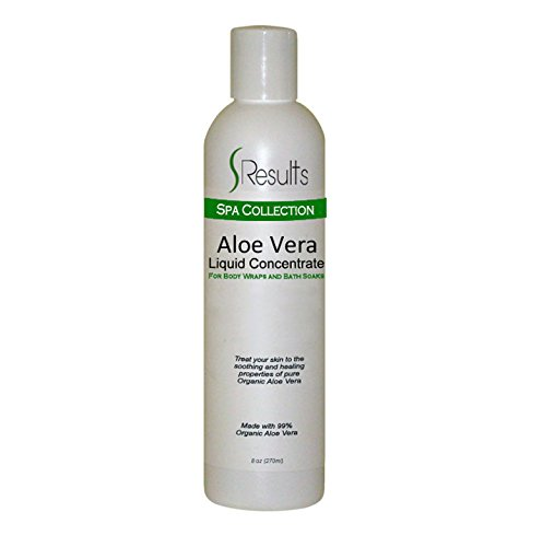 Aloe Vera Liquid Concentrate (16oz) Soothing and Nourishi...