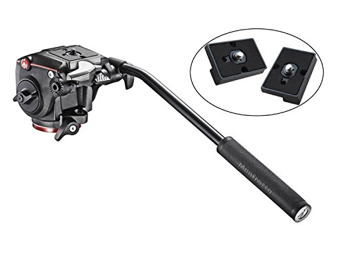 Manfrotto MHXPRO-2W XPRO Fluid Head with Fluidity Selector a