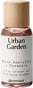 Aromatique Urban Garden Refresher Oil 1.0 oz (White Amaryllis Rosemary)