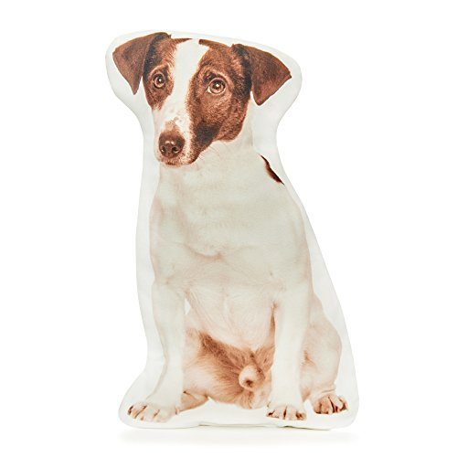 Cushion Co - Jack Russell Terrier Shaped Pillow 16