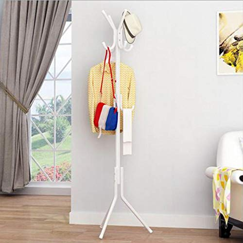 Wall of Dragon 12 Hooks Multi Function Coat Hat Metal Rack Organizer Hanger Bedroom Hook Stand for Purse Handbag Clothes Scarf Holder Hooks