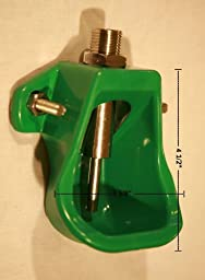 Automated Waterer for Goats, Sheep, and Other Small Livestock by rabbitnipples.com