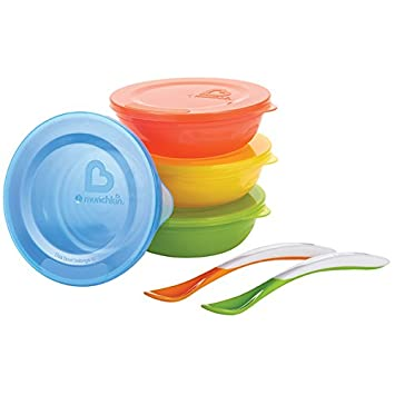 Bpa Free Coloured Baby Toddler Kids Feeding Food Bowls 5 10 15 Sale Overall Discount 50-70% Baby