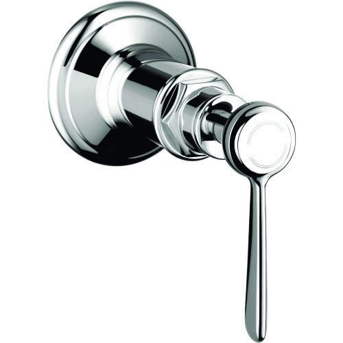 - Axor 16872001 Montreux Volume Control Trim with Lever Handle, Chrome