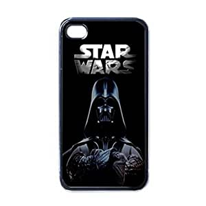 SUUER Rubber Silicone Custom Darth Vader Star Wars Personalized Custom Rubber Tpu CASE for iPhone 5 5s Durable Case Cover
