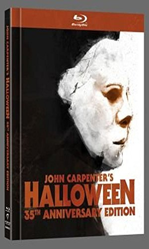 Halloween 35th Anniversary (Limited Edition Blu-ray Book) -